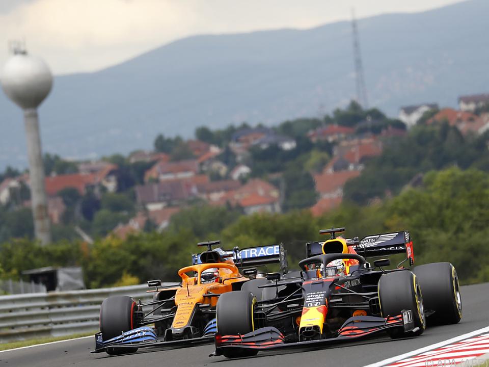 Coronapandemie macht der Formel 1 einen Strich durch die Rechnung