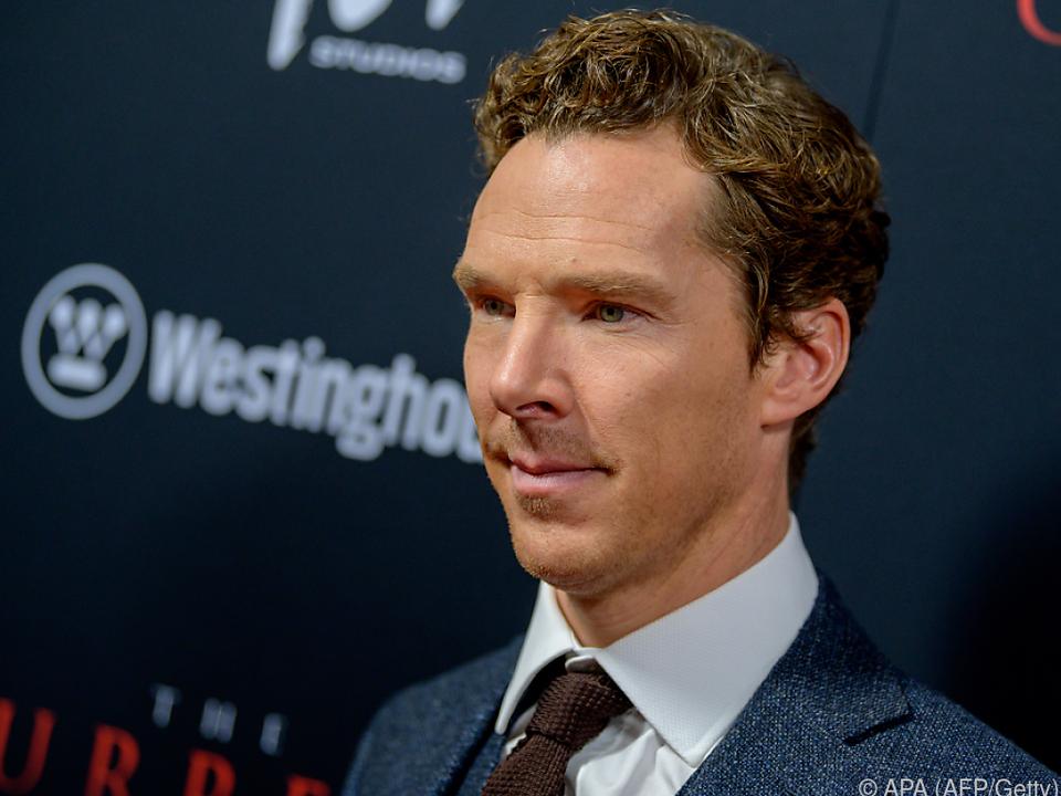 Cumberbatch spielt meist außergewöhnliche Persönlichkeiten