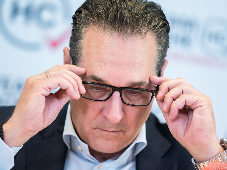 Darf Strache zur Wien-Wahl antreten?