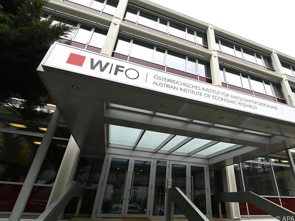 Das Wifo spricht von einer Rezession historischen Ausmaßes