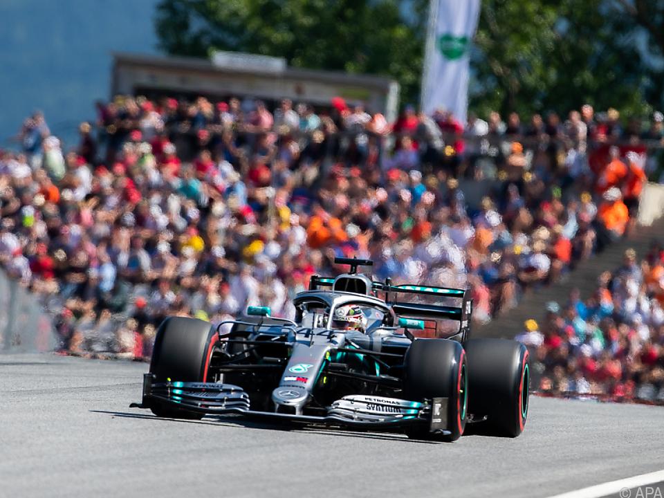 Den Österreich-GP übertragen künftig beide Sender live