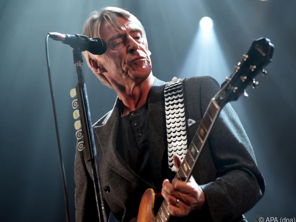 Der 62-Jährige hat ein neues Album im Gepäck