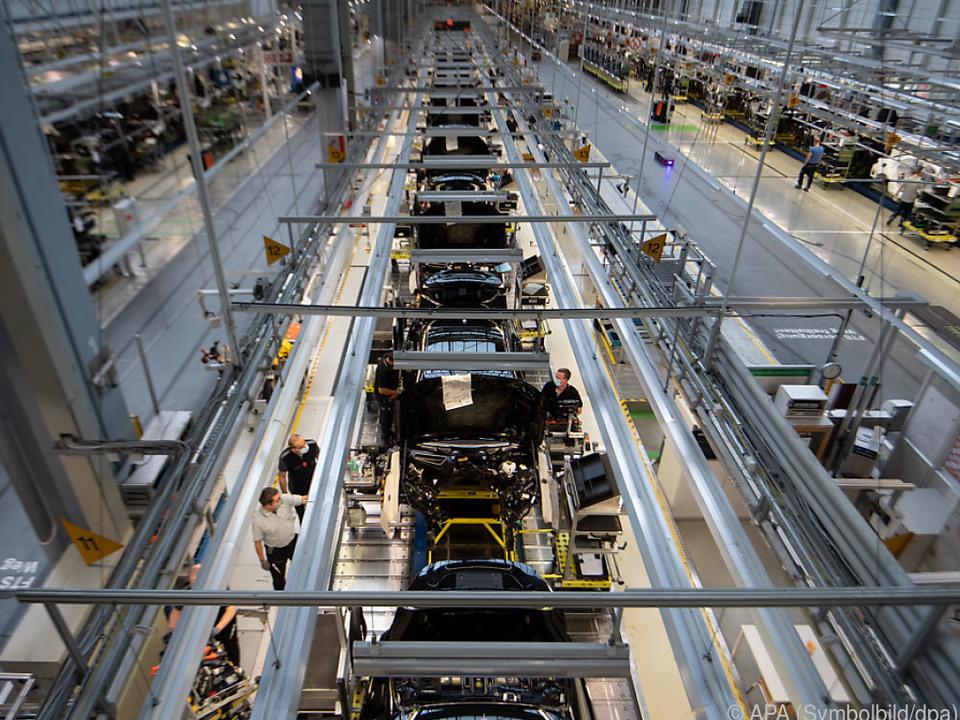Der Abbau von 20.000 Arbeitsplätzen steht im Raum