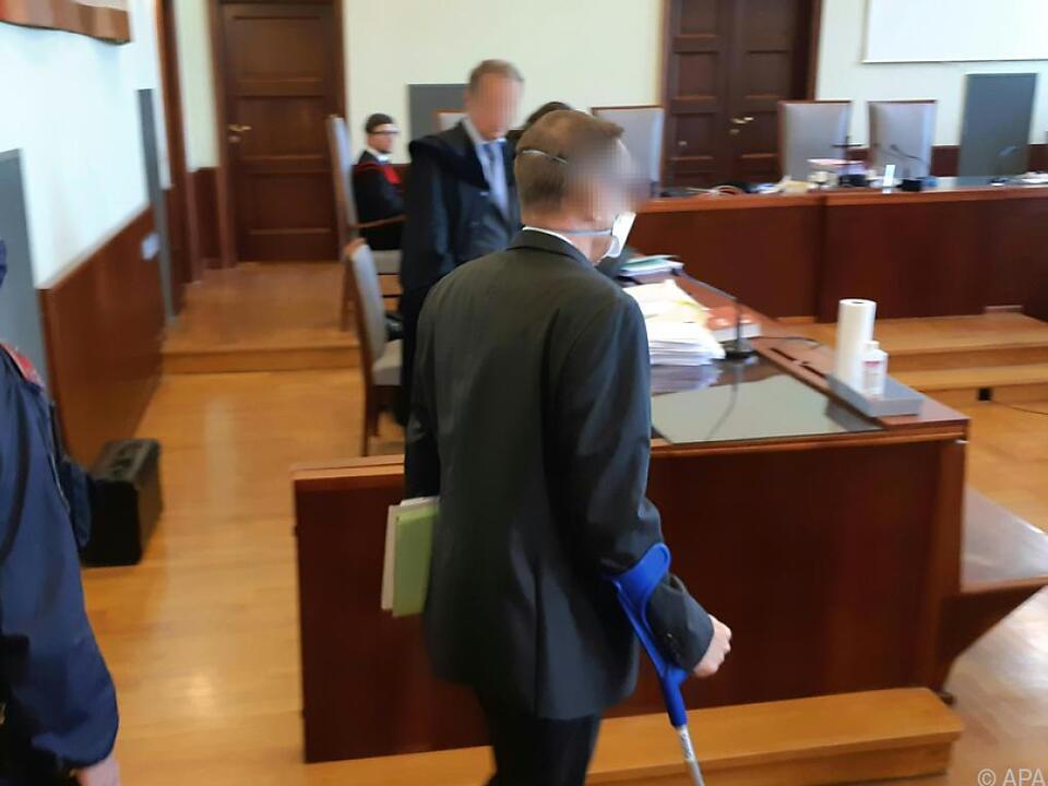 Der Banker wurde nicht rechtskräftig verurteilt
