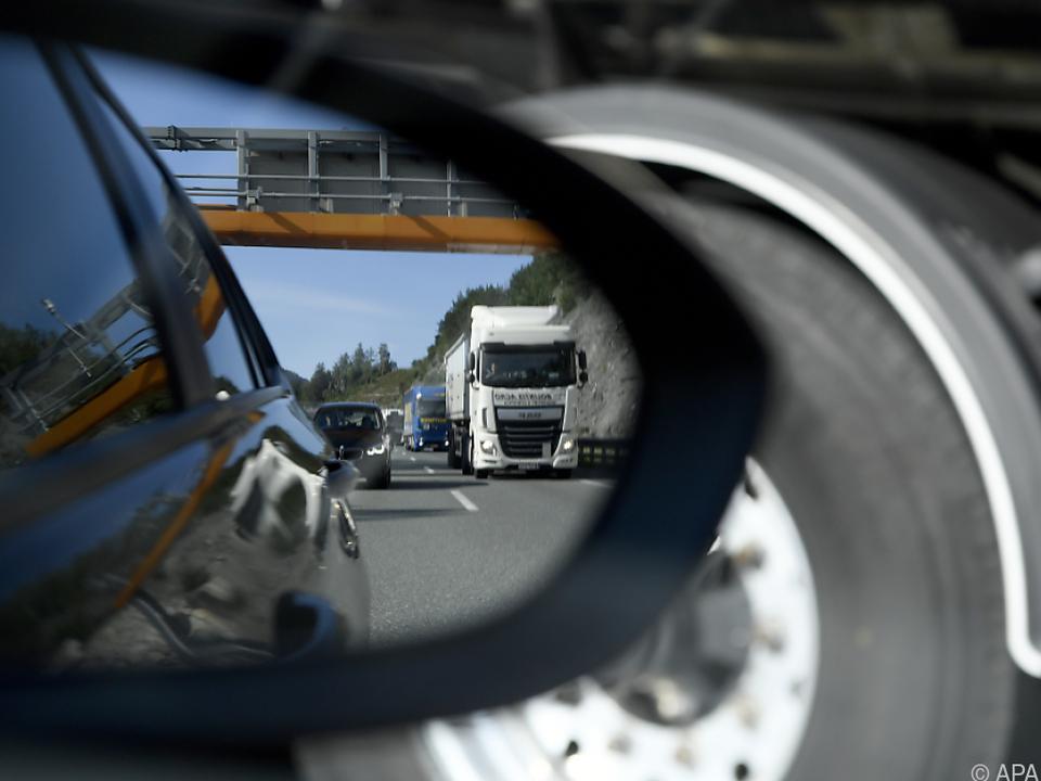 Der Brenner bleibt ein Nadelöhr im innereuropäischen Güterverkehr