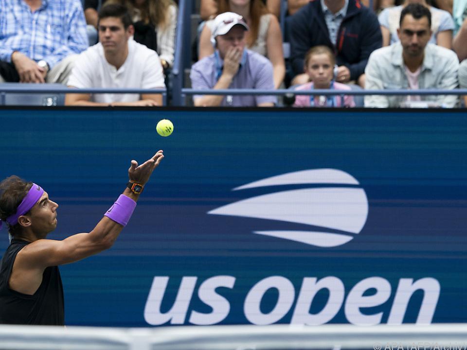 Der US-Tennisverband gab grünes Licht für das Turnier