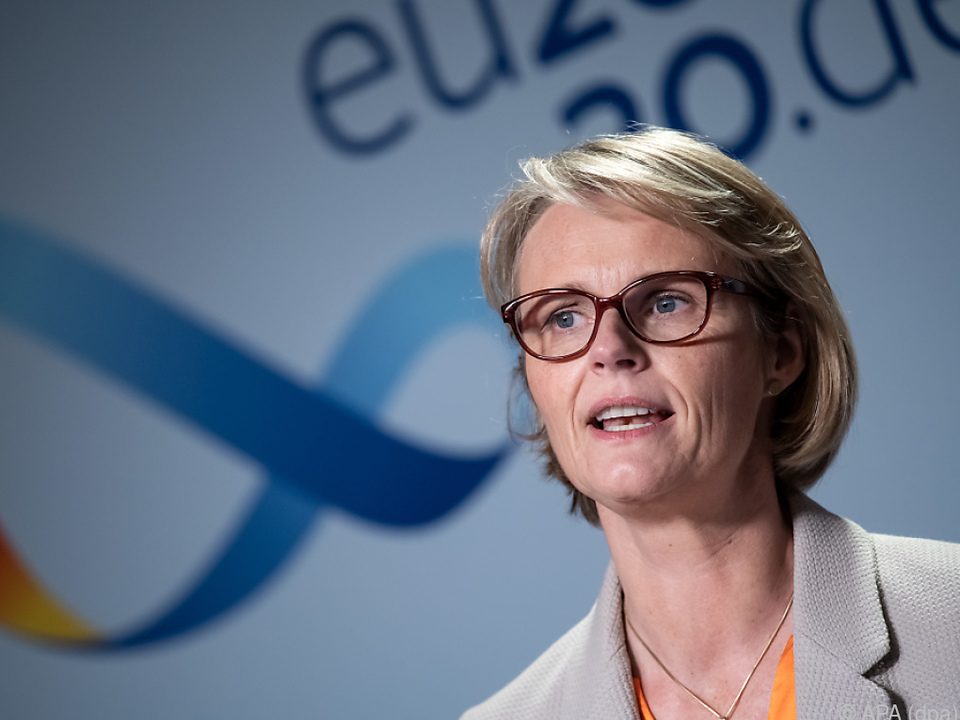 Deutsche Forschungsministerin Anja Karliczek