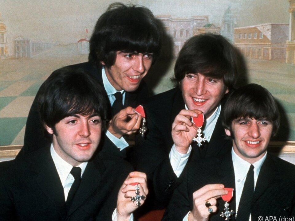 Die Beatles hatten im Nachtclub Indra ihr erstes Konzert