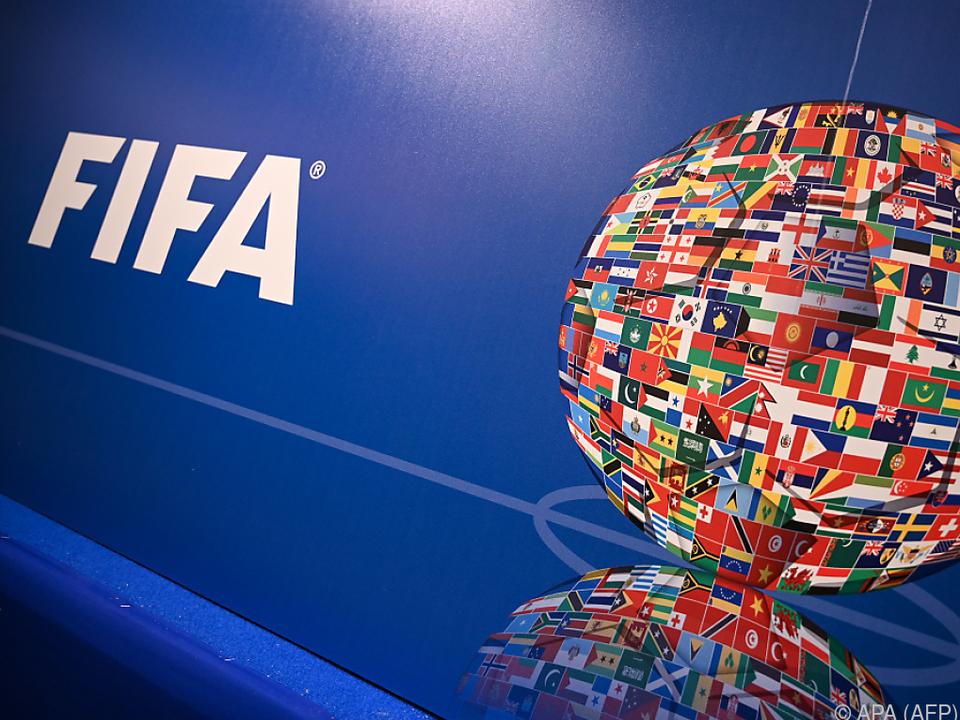 Die FIFA verschob die Südamerika-Qualifikation