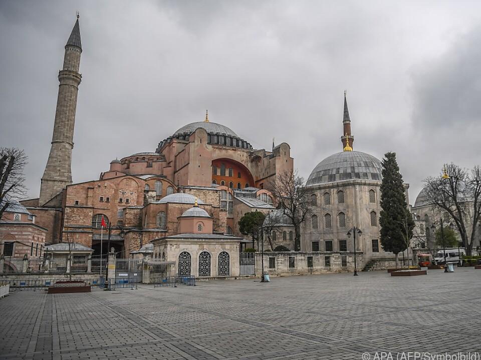Die Hagia Sophia war einst die größte christliche Kirche