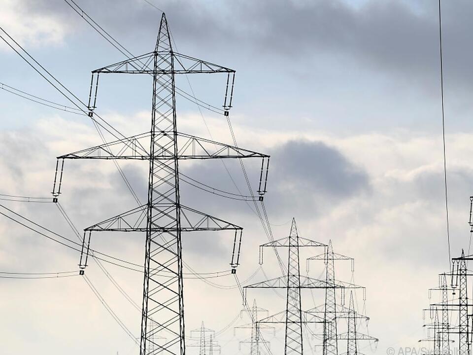 Die Österreicher vebrauchten um elf Prozent weniger Strom