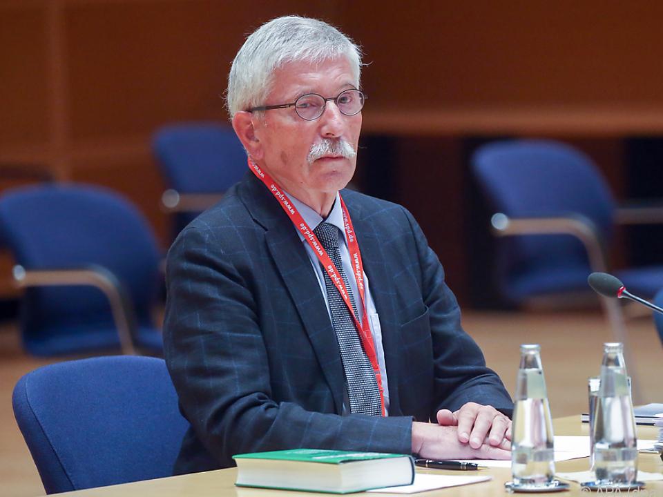 Die SPD-Bundesschiedskommission verkündete den Ausschluss Sarrazins