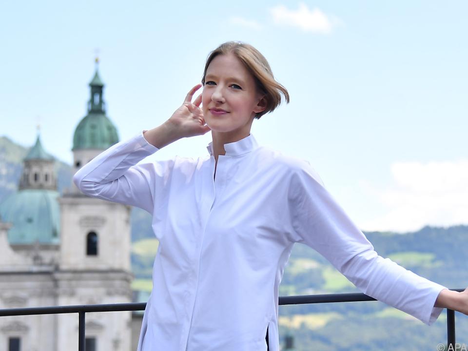 Dirigentin Joana Mallwitz