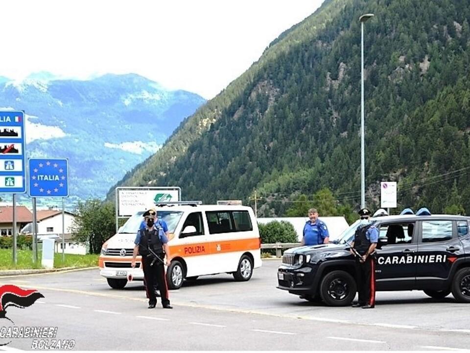 Carabinieri Vinschgau Südtirol