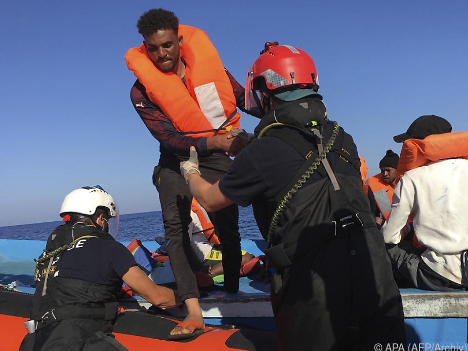 Durch die Coronapandemie ist die Flüchtlingssituation noch schwieriger
