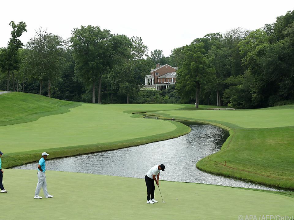 Edel-Golfanlage in Dublin, Ohio
