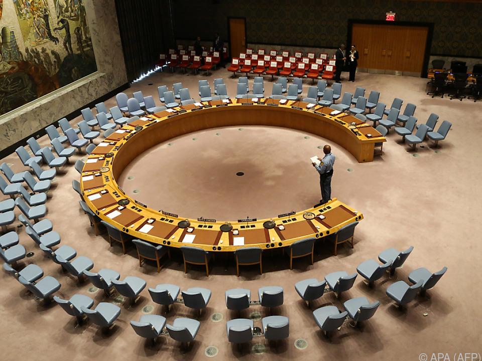 Einigung im Sicherheitsrat