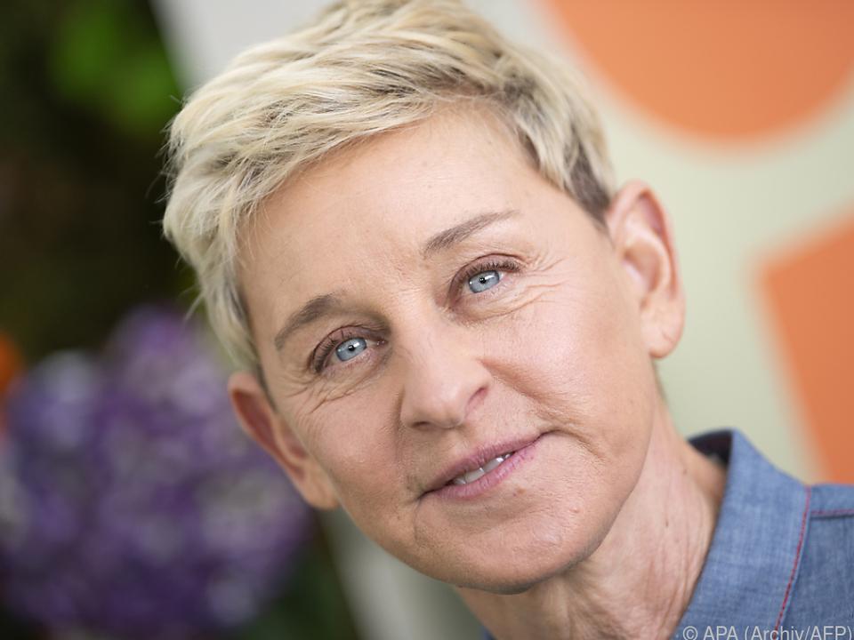 Ellen DeGeneres reagierte auf Vorwürfe