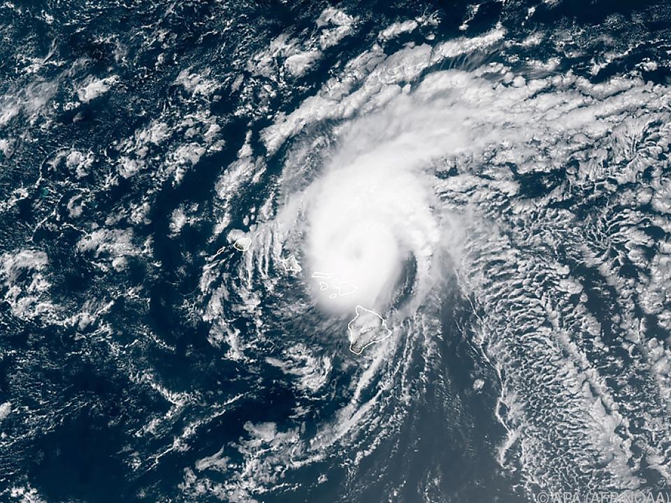 Entwarnung für Hawaii