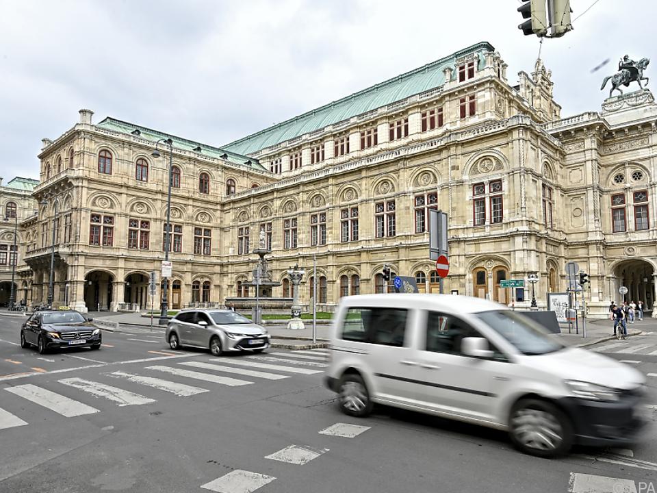 Es gibt wieder Führungen durch das Opernhaus