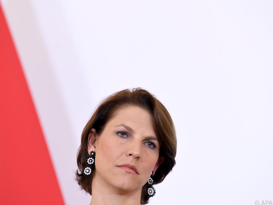 Europaministerin Karoline Edtstadler
