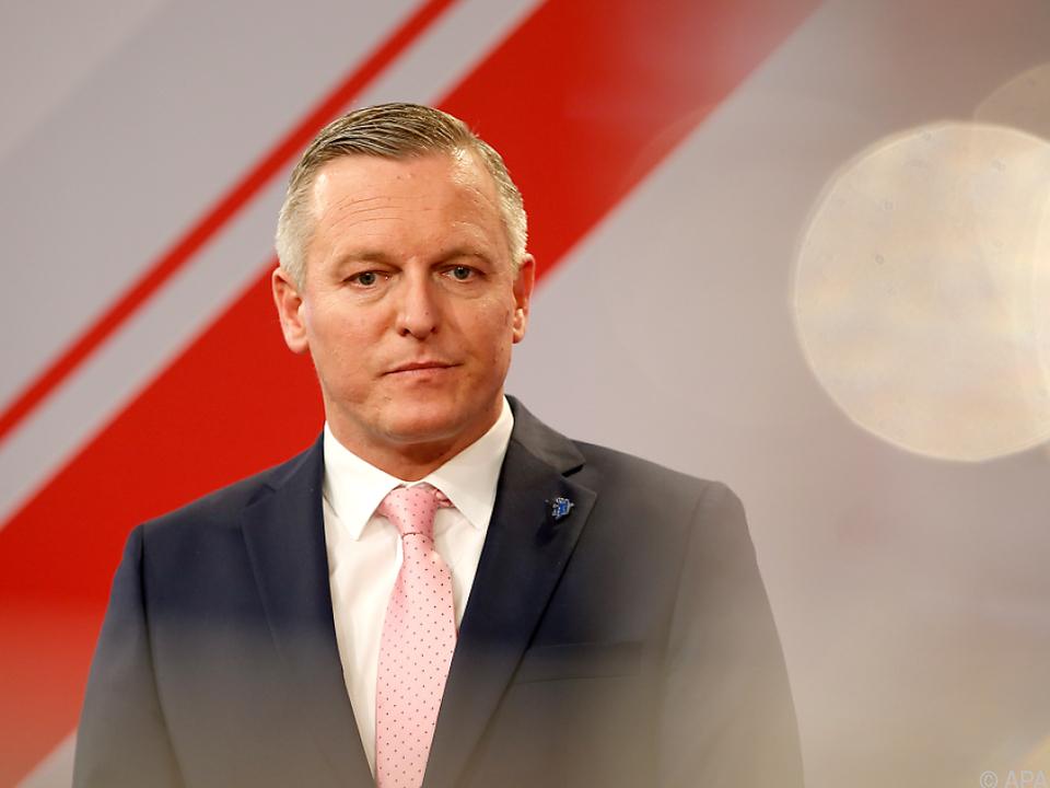 Ex-FPÖ-Verteidigungsminister Mario Kunasek