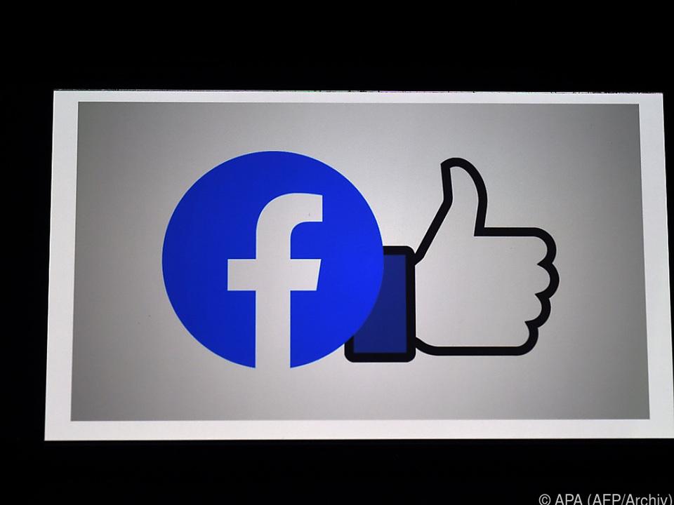 Facebook kritisiert \