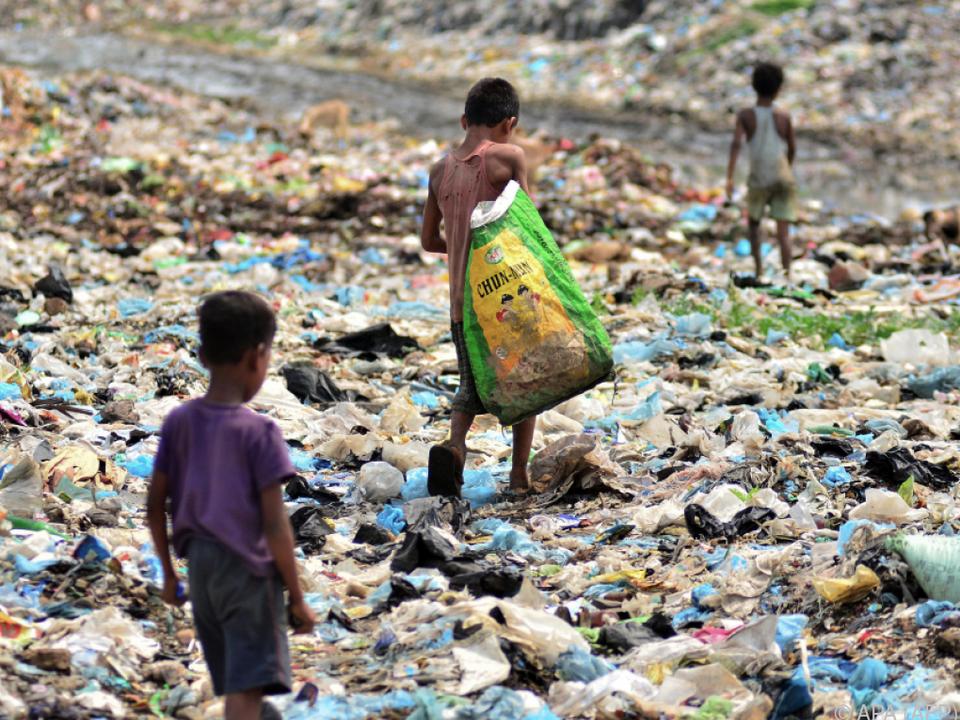 Fast die Hälfte der betroffenen Kinder lebt in Südasien
