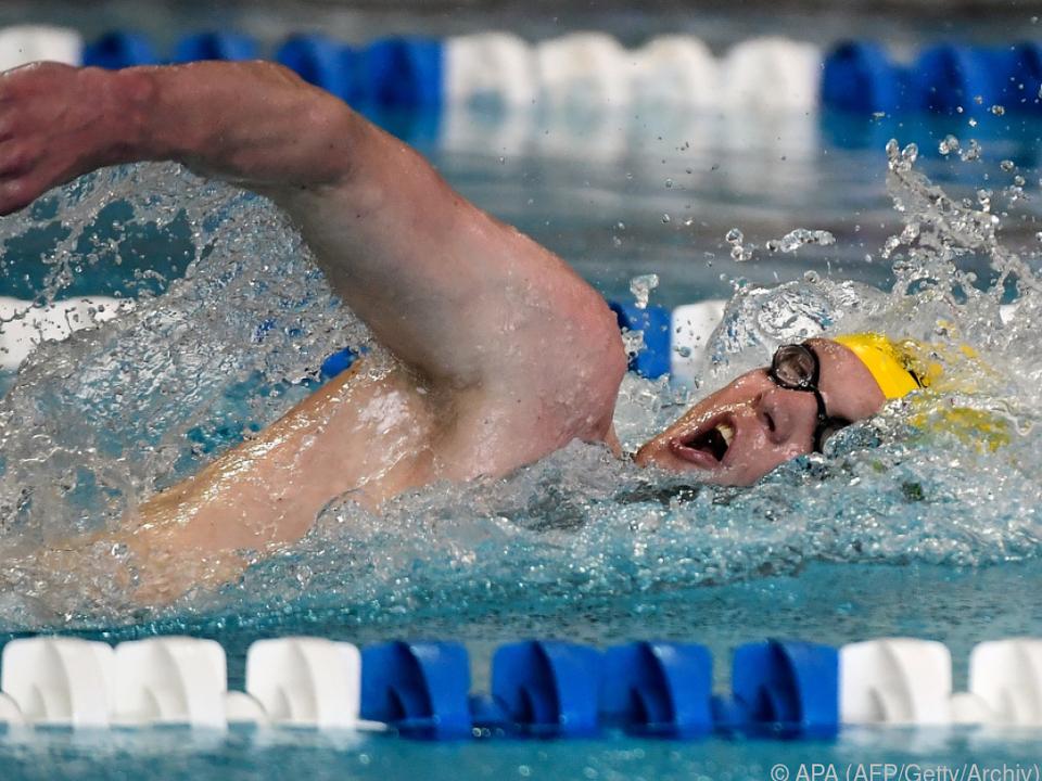 Felix Auböck schwamm VOS-Rekord