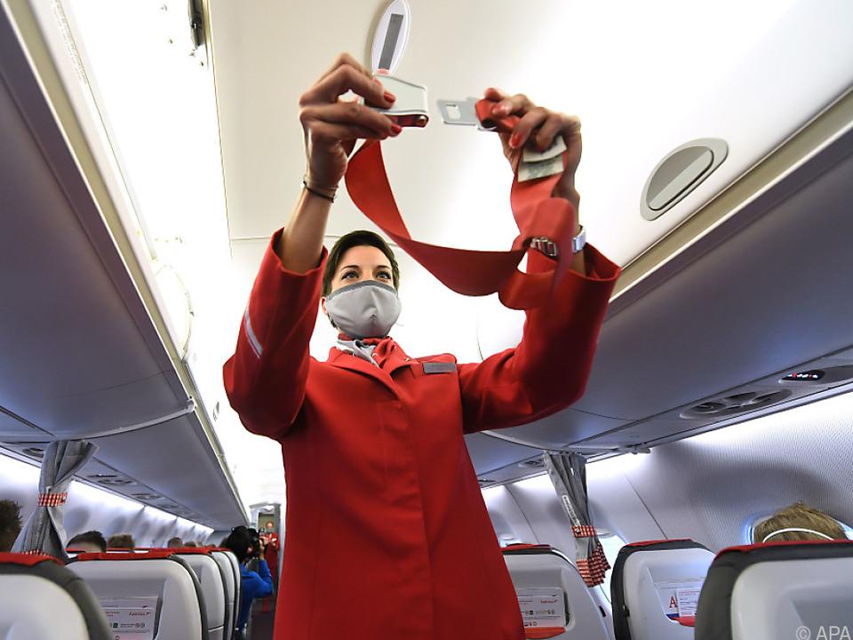 Flugzeuge aus Risikogebieten dürfen auch wieder landen