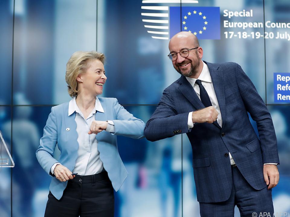 Freude über die Einigung in Brüssel