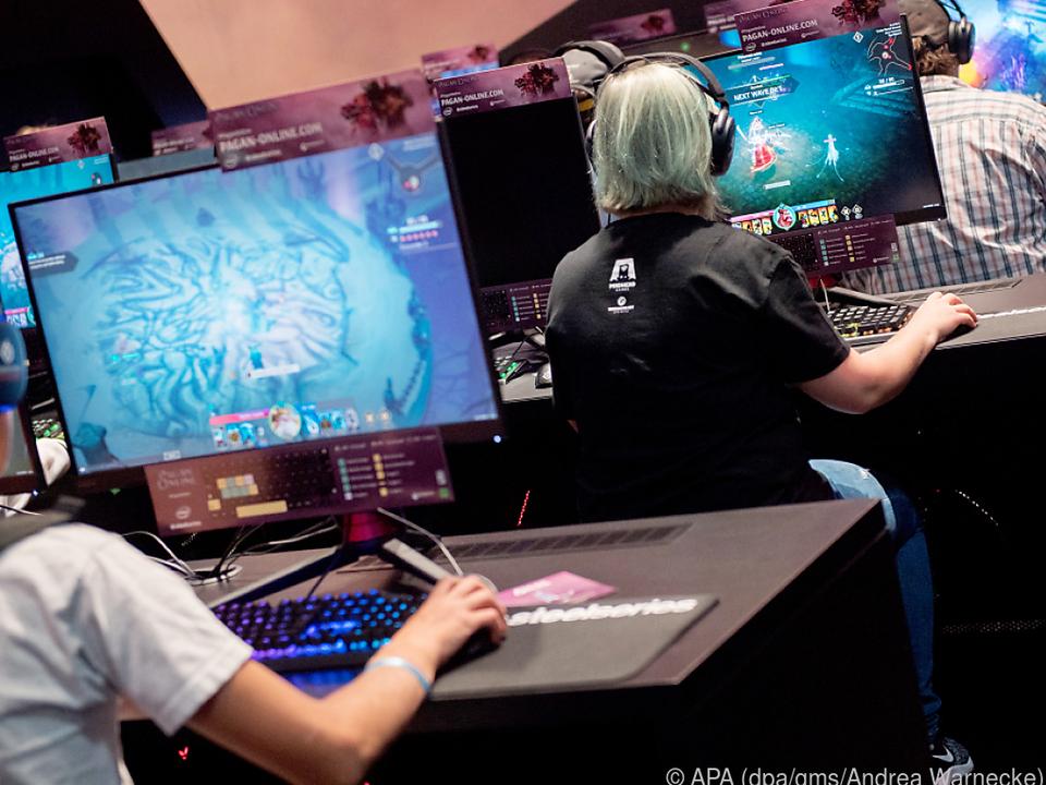 Für Kriminelle sind Spieler-Accounts auf Gaming-Plattformen lohnende Beute