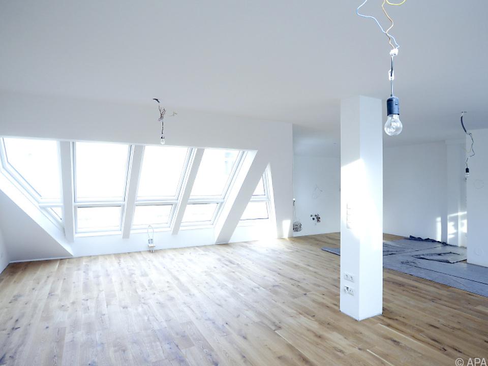 Gerechnet wurde am Beispiel einer neuen 70m2-Wohnung