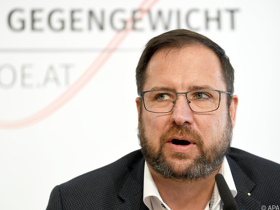 Hafenecker kündigte eine Sachverhaltsdarstellung an