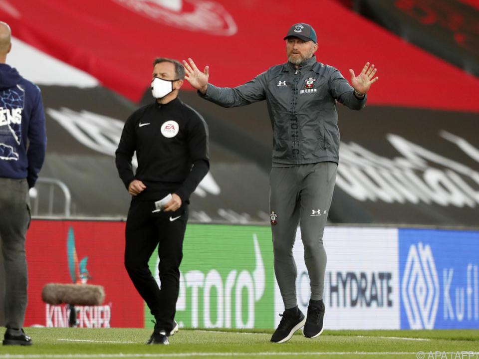 Hasenhüttl gewann das Trainer-Duell gegen Guardiola