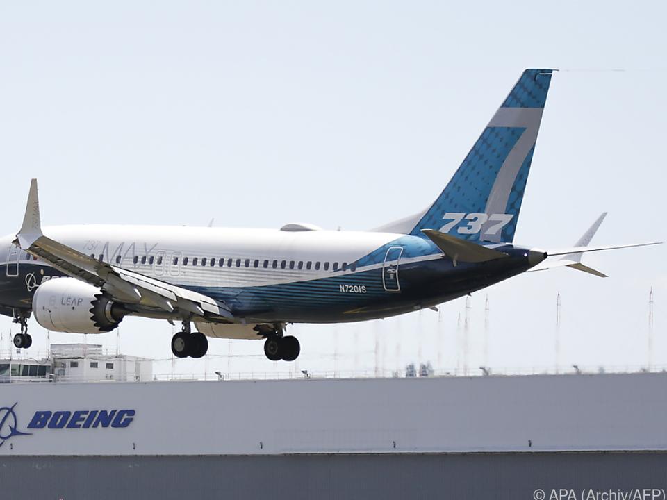 Heiße Testphase für 737 Max beendet