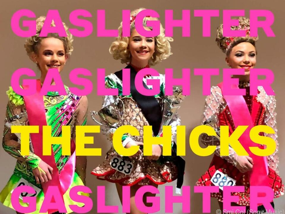 Hier sind The Chicks - ganz ohne Dixie