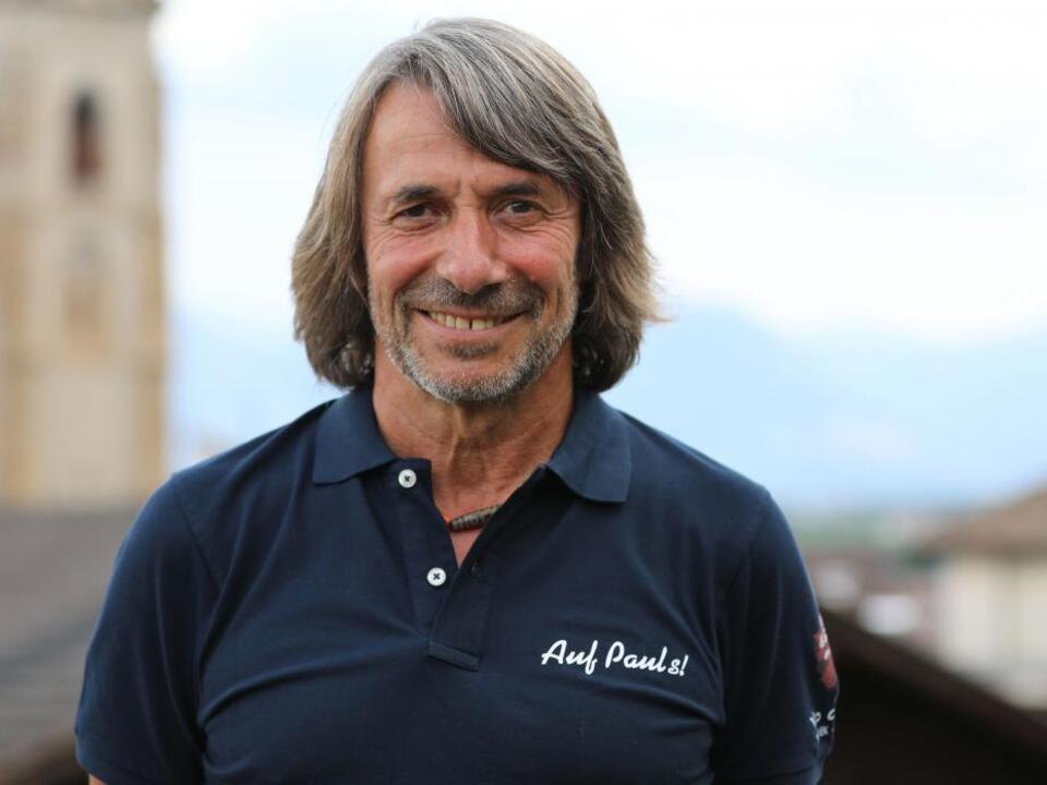 Hubert Messner - Arzt und Extremsportler