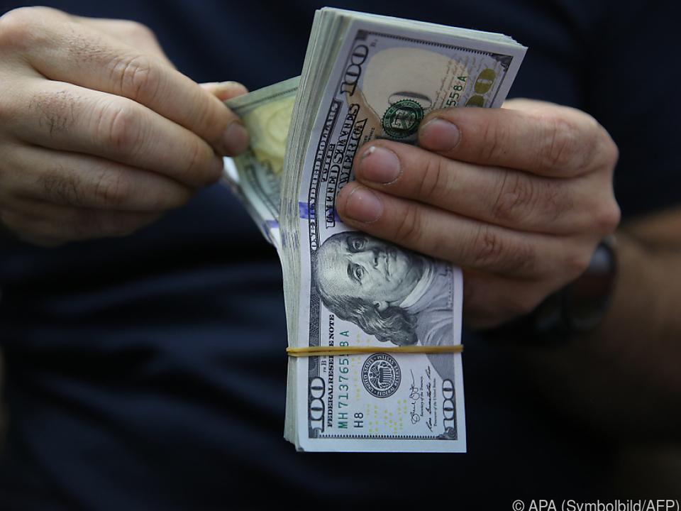Immer mehr Österreicher sind Dollar-Millionäre