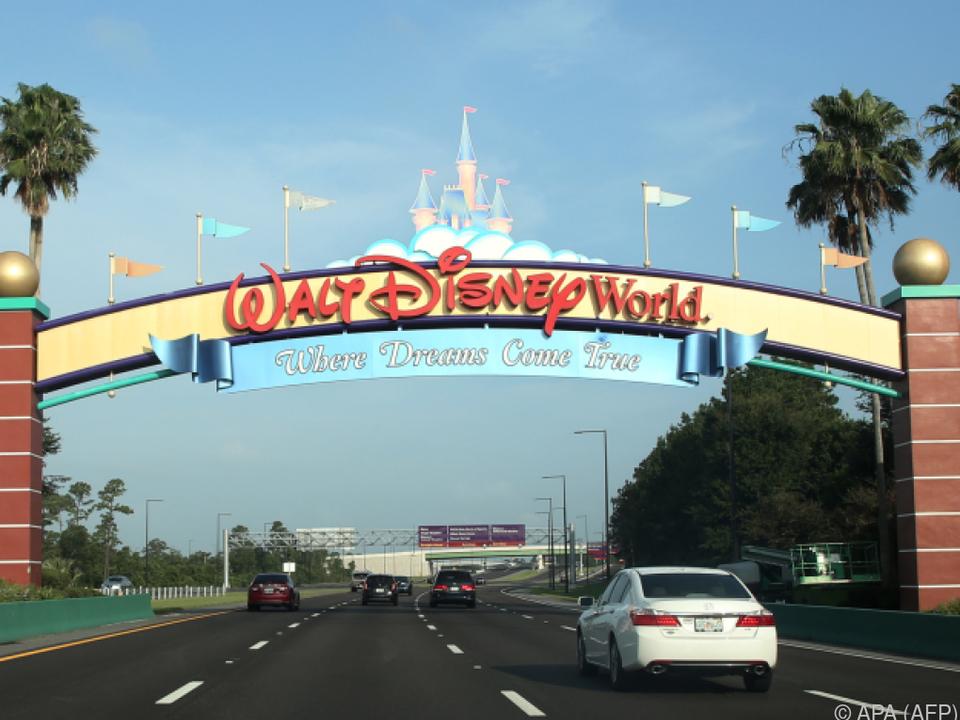 In Disney World gibt es eine neue \