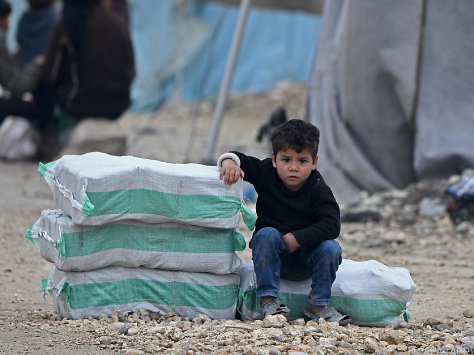 Internationale Politik streitet um Hilfe für Syrien