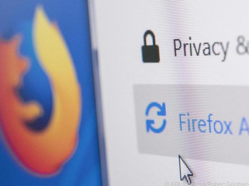 Ist Firefox aktuell? Falls nicht, könnte es Probleme mit der Internetsuche geben