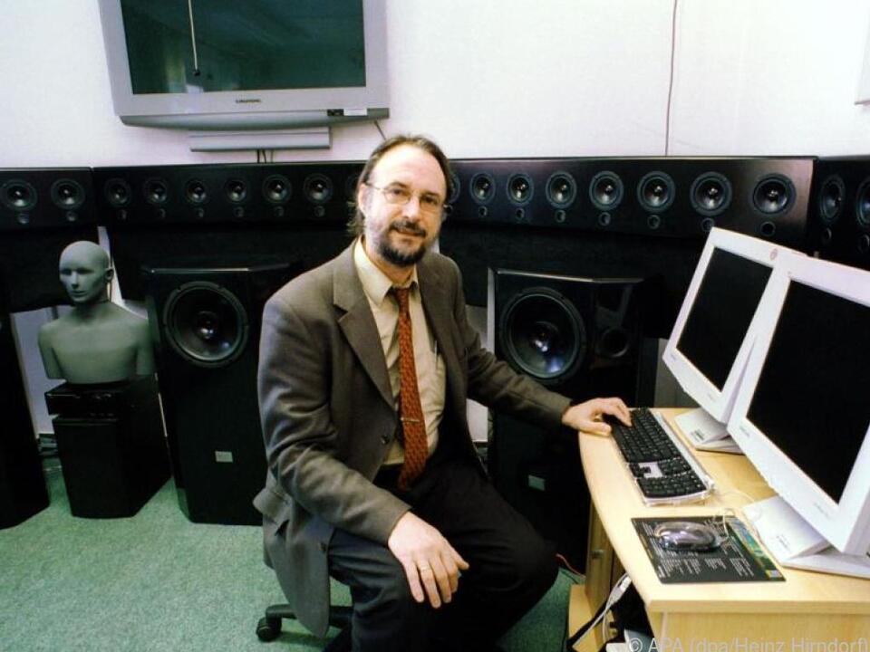 Karlheinz Brandenburg hat das MP3-Format entwickelt