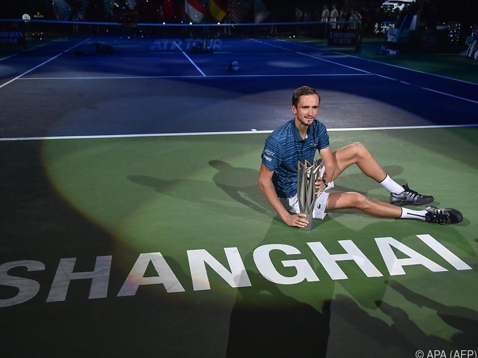 Keine Chance auf Titelverteidigung für Daniil Medwedew