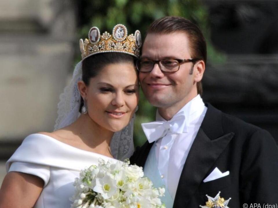 Kronprinzessin Victoria und ihr Mann sind beim Volk sehr beliebt