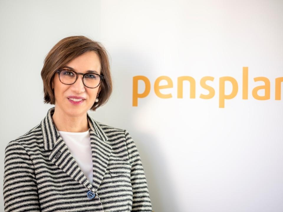 Laura Costa, Präsidentin der Pensplan Centrum AG
