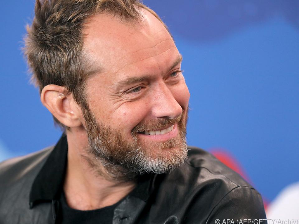 Berichte Jude Law Soll Captain Hook Spielen Sudtirol News