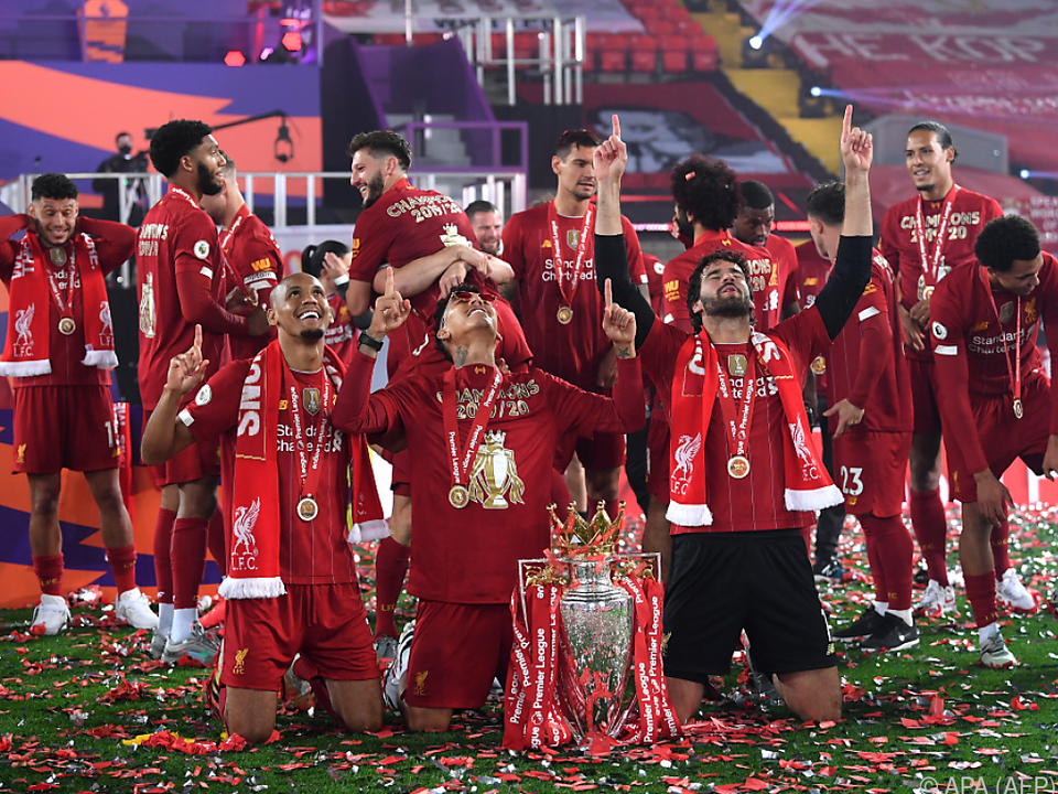 Liverpool im Freudentaumel