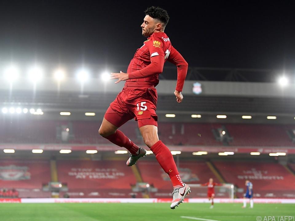 Liverpool im Torrausch
