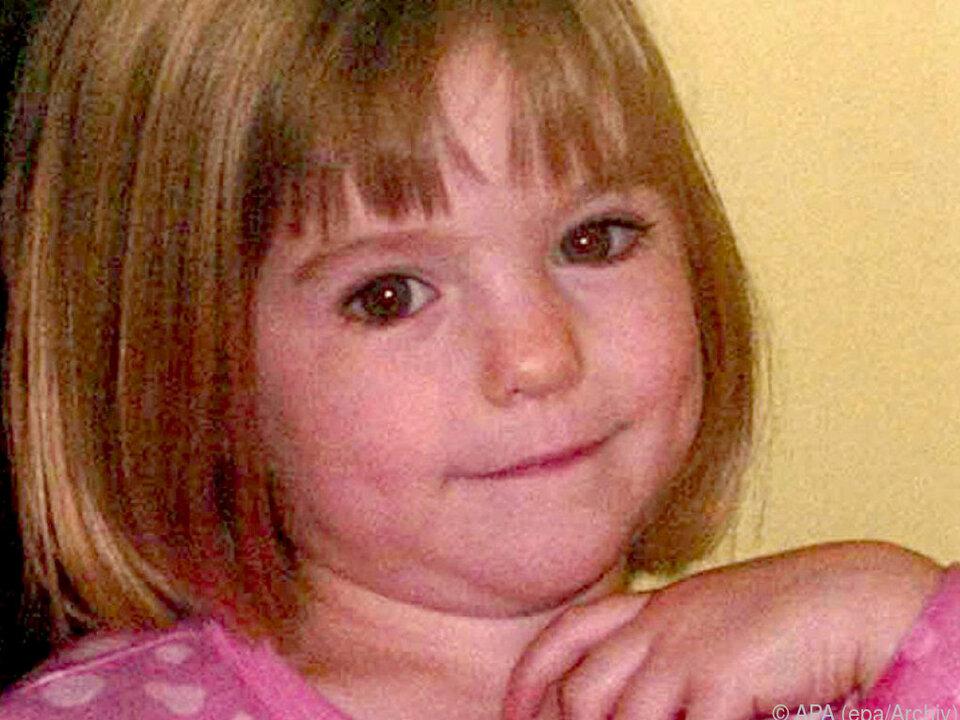 Maddie bleibt verschwunden